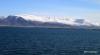 View across Reykjavik harbor
