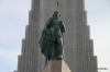 Reykjavik, Leif Erikson statue