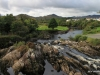 Ring of Kerry, Sneem, downriver view