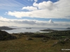 Ring of Kerry, view towards the Atlantic
