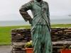 Charlie Chaplin statue, Waterville