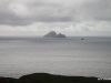 Ring of Kerry, Skellig islands in the distance