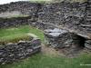 Interior houses, Leacanabuaile Fort