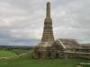 Broken Celtic High Cross, Cashel Cemetery