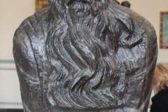 Portrait of Rodin by Antoine Bourdelle, Rodin Museum, Paris