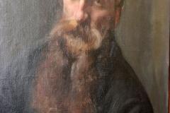 John Singer Sargent's Portrait of Rodin, Rodin Museum, Paris