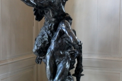 The Call to Arms.   Rodin Museum, Paris
