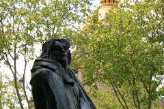 Balzac. Rodin Museum, Paris