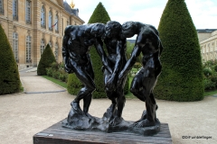 The Three Shades, Rodin Museum, Paris