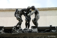 Gates of Hell, Rodin Museum, Paris