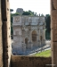 Arch of Constantine viewed from Colosseum