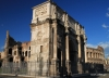 Arch of Constantine & Colosseum