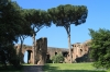 Ruins of the Royal Palace on Palatine Hill