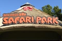 Entry to San Diego Zoo Safari Park