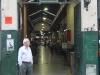 Entrance to San Telmo Market, Buenos Aires