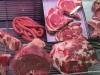 Fresh steaks and roasts, San Telmo Market