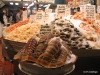 Seattle's Pike Market, seafood vendor