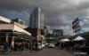 Seattle waterfront, Pike's market