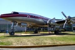 Lockheed 1049G Super Constellation, Seattle's Museum of Flight