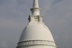 Stupa, Seema Malaka Temple, Colombo