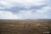 Storm over Serengeti National Park,