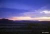 Sunset on Serengeti National Park