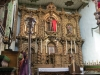 Altar, Serra\'s Church, Mission San Juan Capistrano