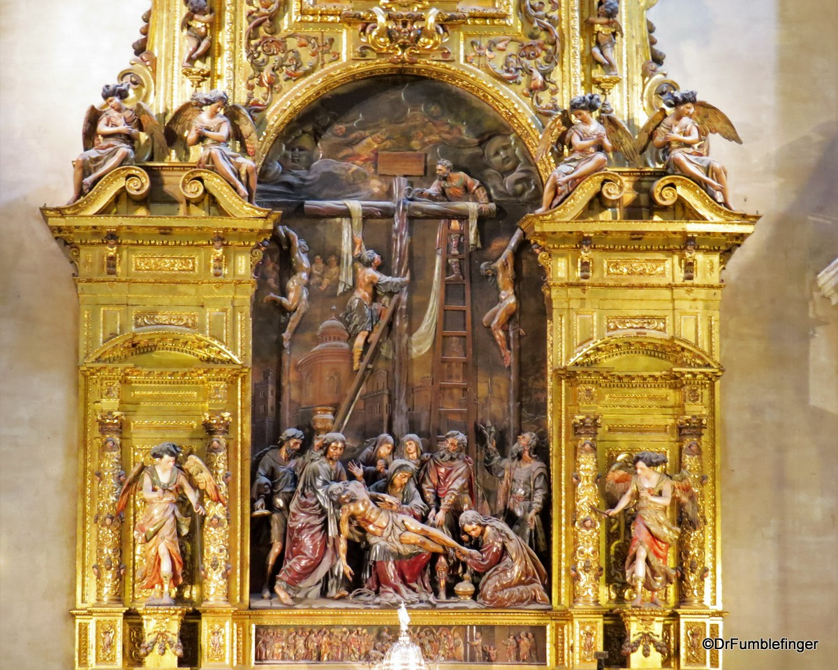 Parish of the Tabernacle, Seville Cathedral