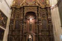 Side chapel, Seville Cathedral