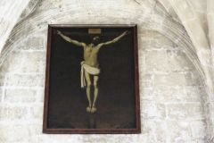 Goya painting, Seville Cathedral