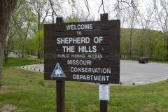 Shepherd of the Hills Fish Hatchery