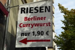 Signs of Berlin