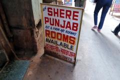 Signs of Delhi