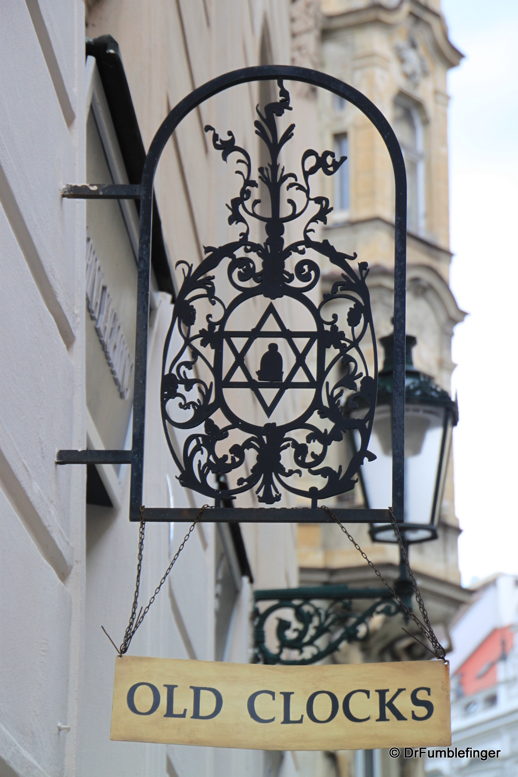Signs of Prague, Jewish Quarter