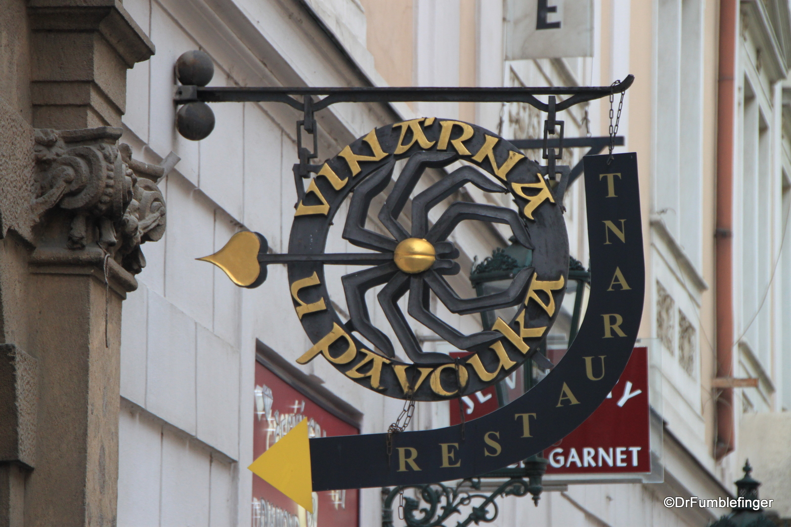 Signs of Prague, Old Town