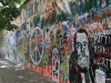 Signs of Prague, John Lennon Wall