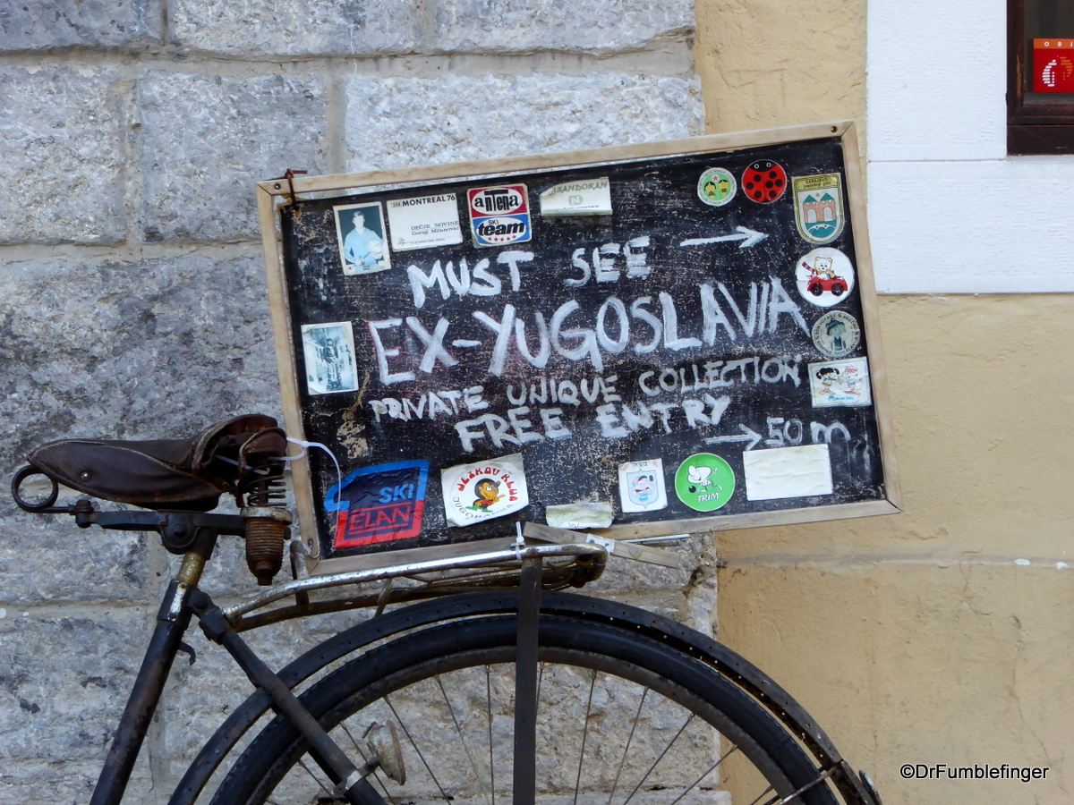 Signs of Ljubljana