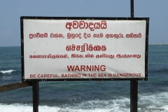 Signs of Sri Lanka