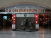 Entrance to the Hockey Hall of Fame, Toronto