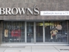 Signs of Toronto, Brown's