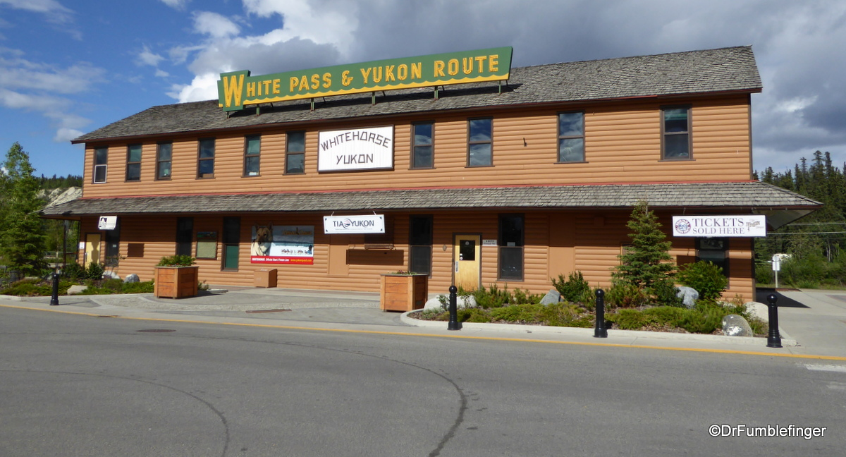 Signs of Whitehorse