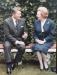President Reagan & UK Prime Minister Thatcher