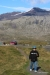 Hiking at Djupalonssandur, Snaefellsnes Peninsula