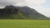 Pasture in South Iceland