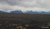 Vatnajokull Glacier and lava field