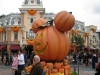 Disneyland, Main Street at Halloween