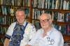 Neil McAleer and Sir Arthur C. Clarke