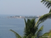 View of Galle from Rumassala