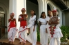 Colombo, Traditional Sri Lankan dancers