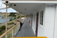 SS Klondike Whitehorse, passenger corridor